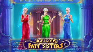Age of gods - Fate of sisters de Playtech