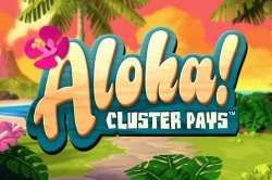 Aloha Cluster Pays NetEnt Juegos