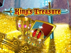 King's Treasure de Novomatic