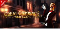 Starvegas Casino Great Gambini